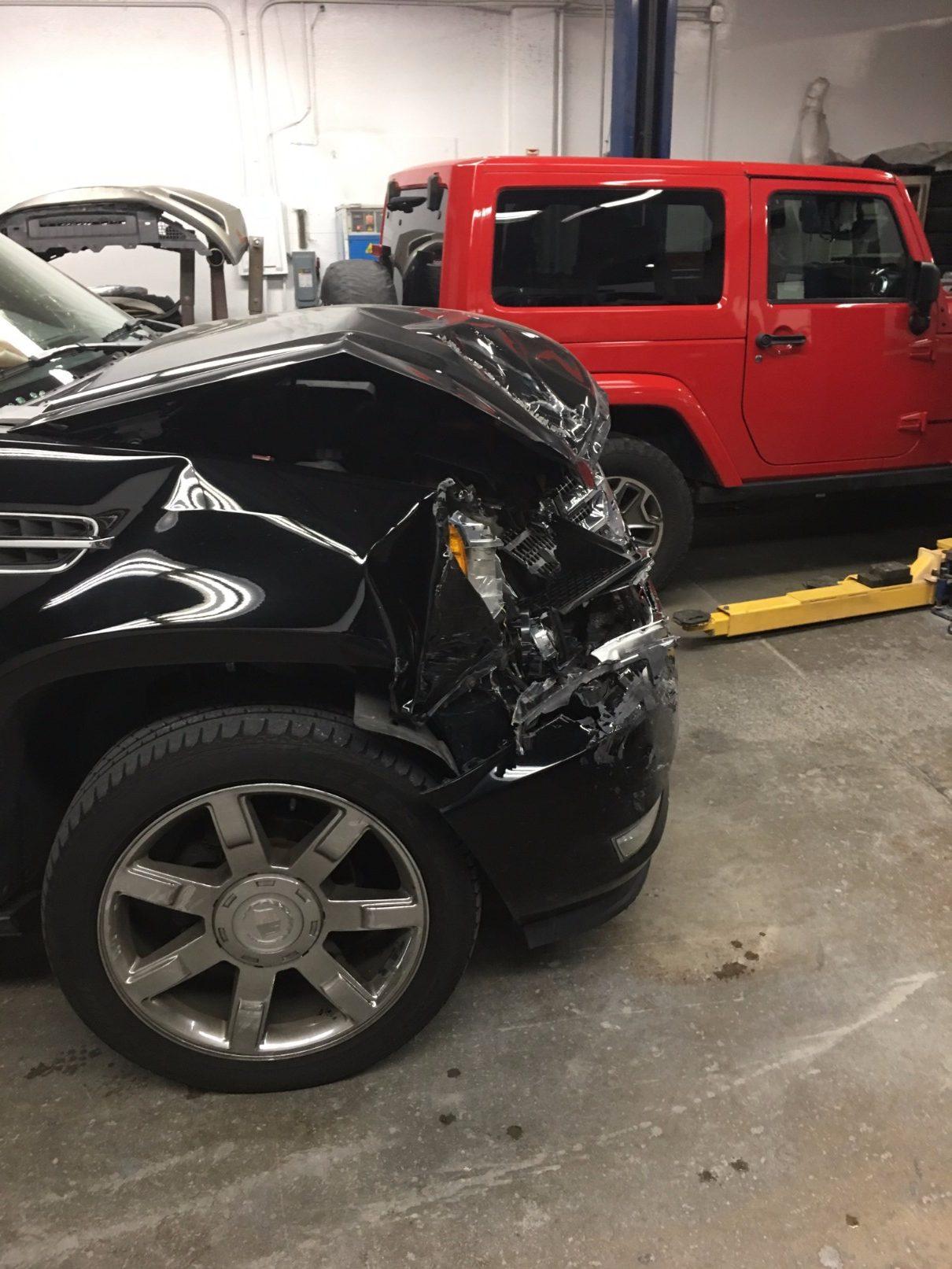 Cadillac Dent Removal