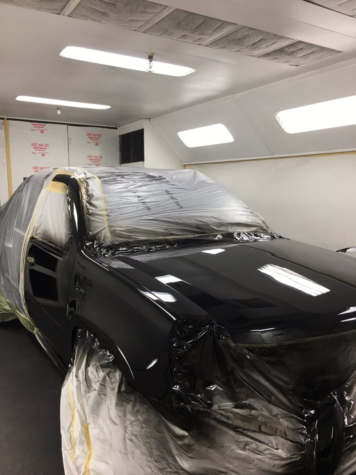 Cadillac Dent Removal